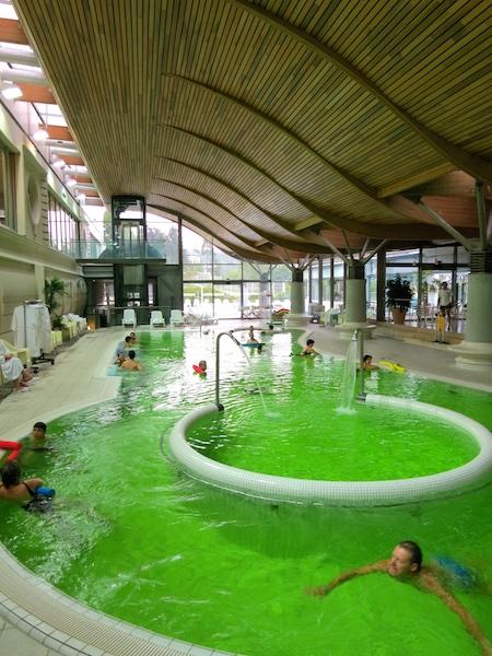 Aix-les-Bains travel guide spa baths