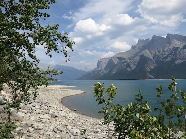 Banff Minnewanka Lake Cruise