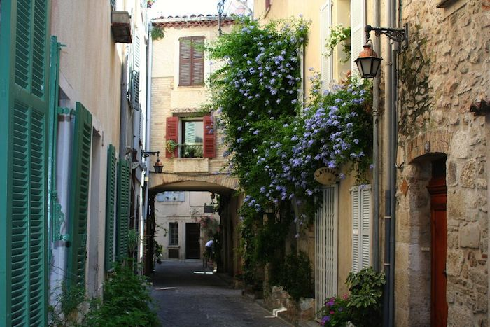 Day trip to Antibes, French Riviera