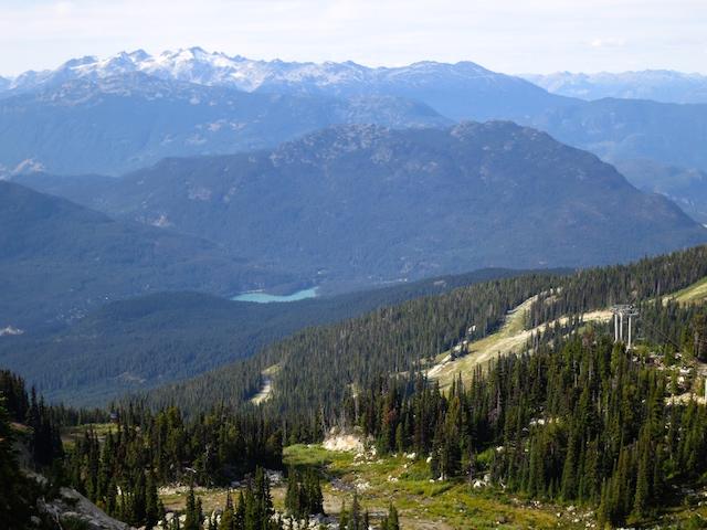 Peak to Peak Whistler 360 experience Wizard Express