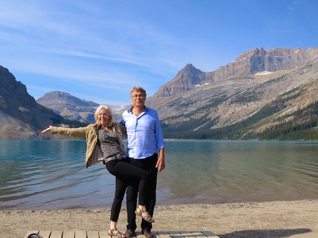 Blog ambassadorship for Rocky Mountaineer in the Rockies
