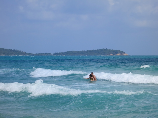 Luxury travel in Asia, beaches