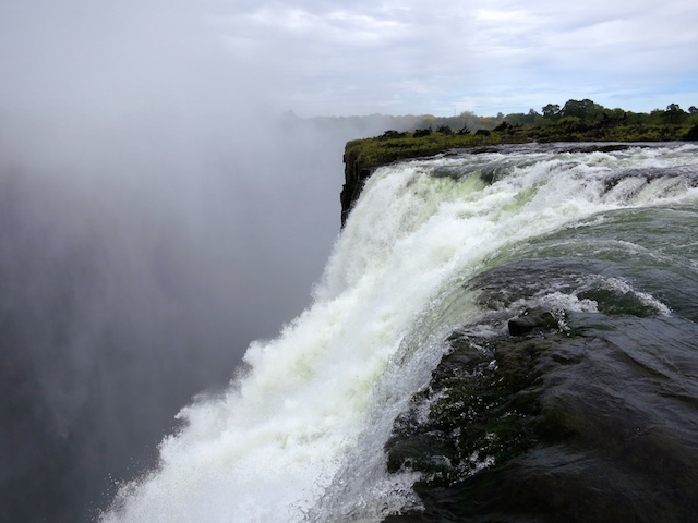 Victoria Falls, Devil's Pool, extreme adventure vacations