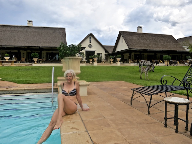 The Royal Livingstone Hotel pictures, pool, best hotel in Victoria Falls