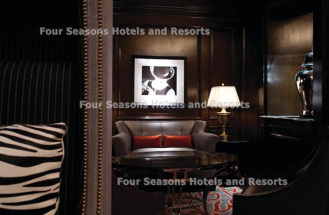 Allium Bar Four Seasons Hotel Chicago
