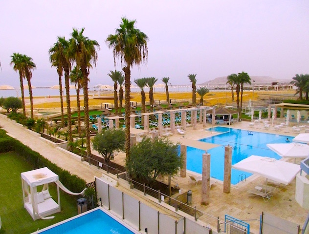 Israel Dead Sea Hotels, Herods Hotel and Spa