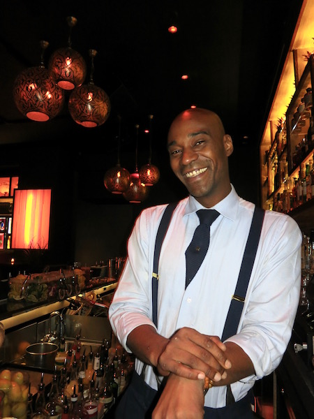 Bartender at Mr Jones Bar NYC