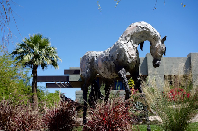 Art at Sanctuary resort Scottsdale AZ