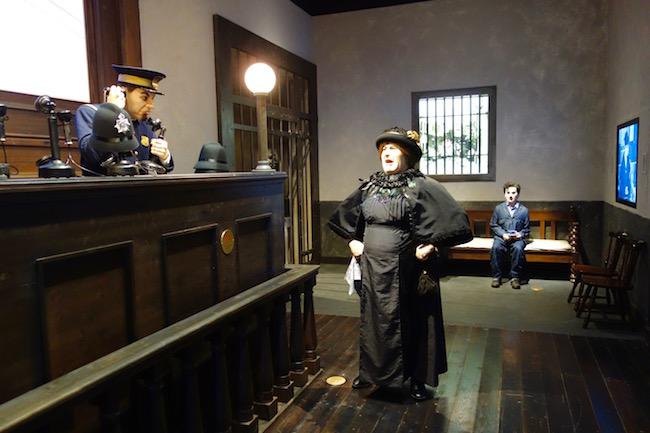 Visit Chaplin's World Jail Set