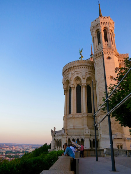 What to do in Lyon, see Fourvière Hill