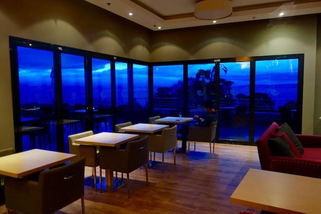 Hilton Evian-les-Bains review executive lounge