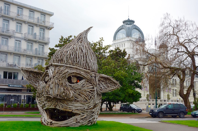 One day in Evian les Bains, what to see