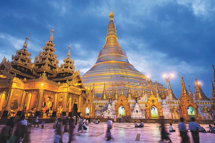 7 reasons to take a river cruise, cruising Myanmar