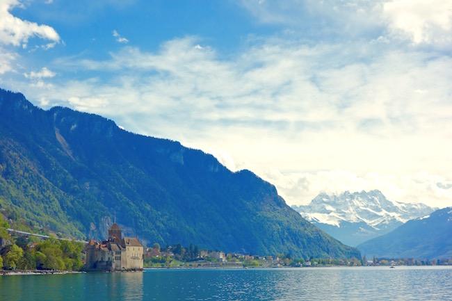 Visit Chillon Castle, Montreux