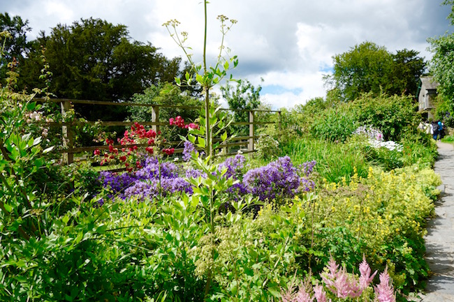 Beatrix Potter Lake District Hill Top garden