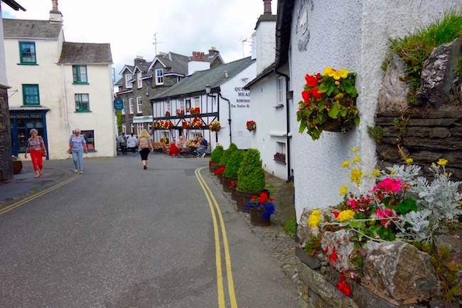 Beatrix Potter sights in the Lake District Hawkshead