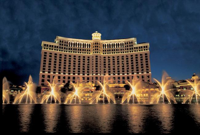 Bellagio girls weekend getaway Vegas