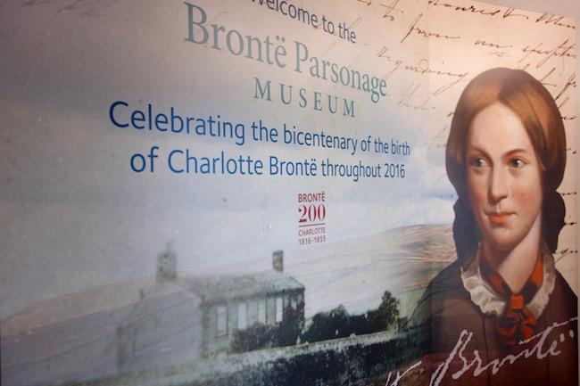 Bronte Parsonage Museum Bronte sisters Haworth England