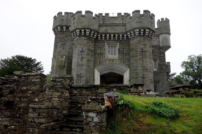 Wray Castle Lake District England