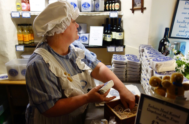Lake District attractions, Sarah Nelson's Grasmere Gingerbread shop