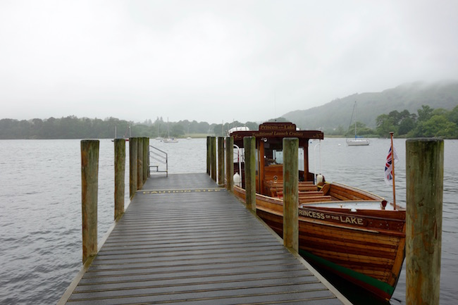Things to do in the Lake District, England, boat cruise