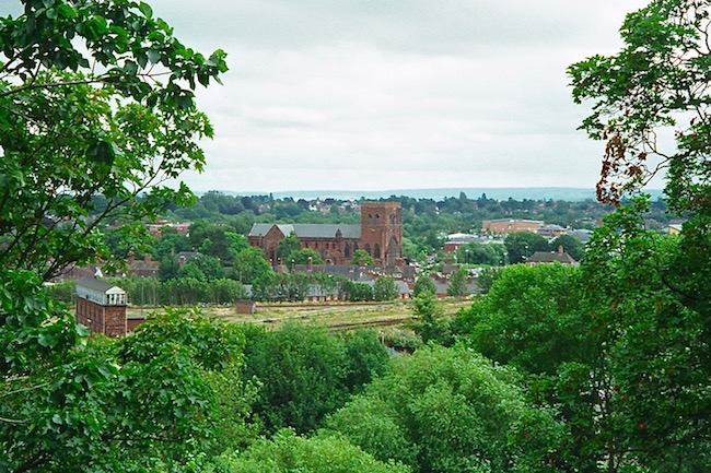 most-haunted-town-in-england-shrewsbury-the-abbey
