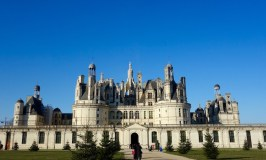 Domaine de Chambord, Chateaus in the Loire Valley France
