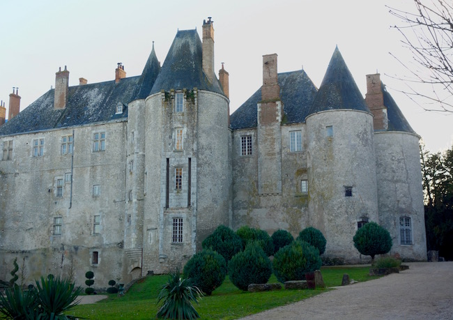 CChateau de Meung-sur-Loire