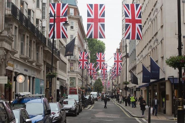 Jermyn Street Facts about Mayfair