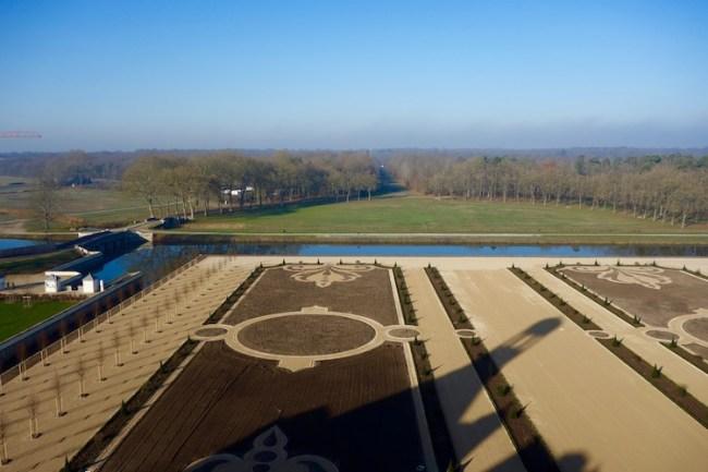 Visiting Domaine de Chambord, Loire Valley France