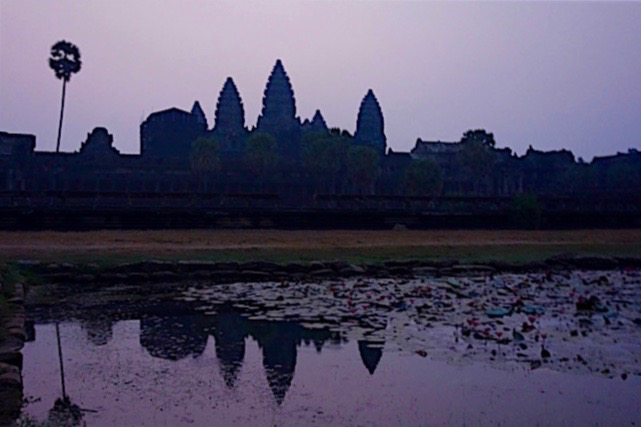 Mystical places, do they exist? Angkor Wat