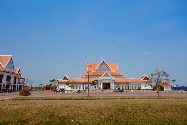 Angkor Wat ticket office