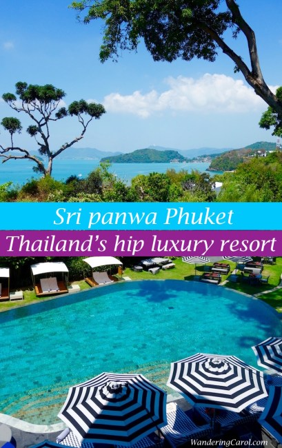 Here is a review of Sri panwa resort in Phuket, Thailand, one of the hippest luxury resorts in the country.