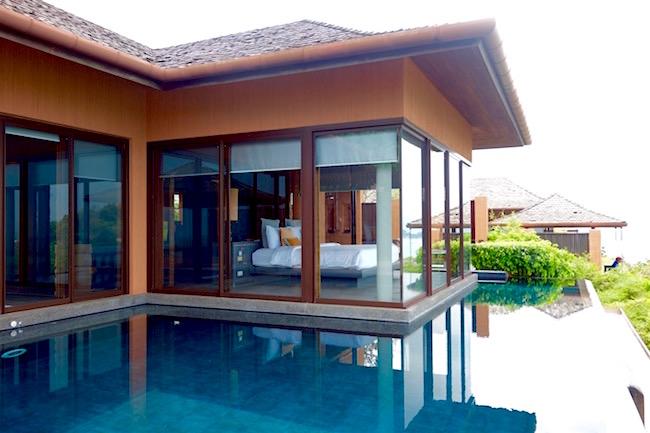 Sri panwa villas