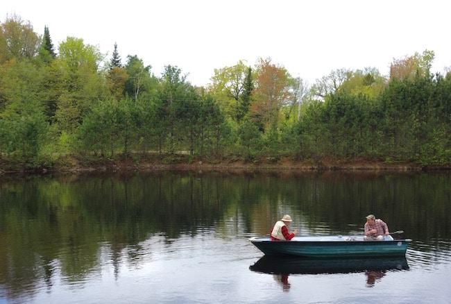 Quebec fishing trips