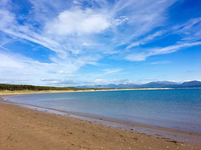 Newborough Beach, Anglesey Wales