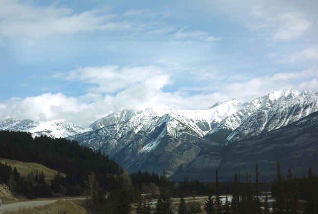 Rocky Mountaineer destinations Jasper