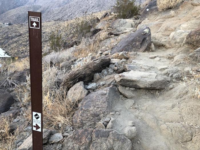 Hiking Palm Springs