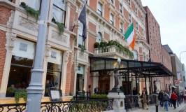 Shelbourne Hotel review, Dublin