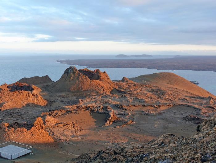 Bartolome Island Galapagos Islands
