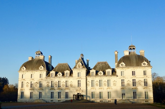 Visiting Chateau Cheverny