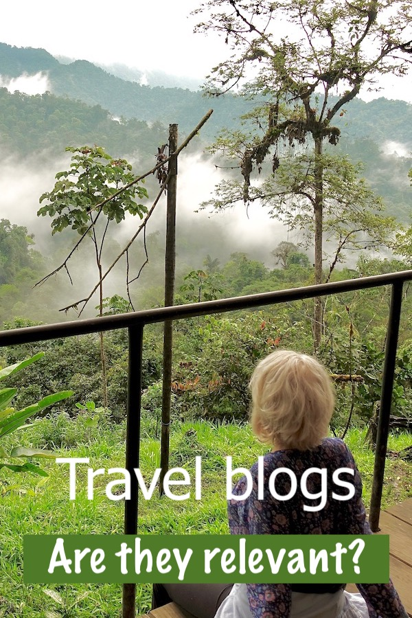 Travel blogs, are they still important today? Whether you're a travel blogger or a reader planning a trip, here is the inside scoop on the world of travel blogging.