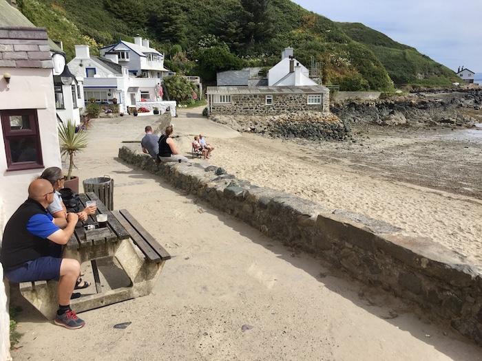 Best beach bar in Wales