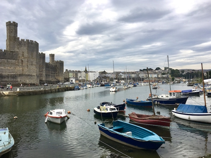 Where to go in Wales, Caernarfon