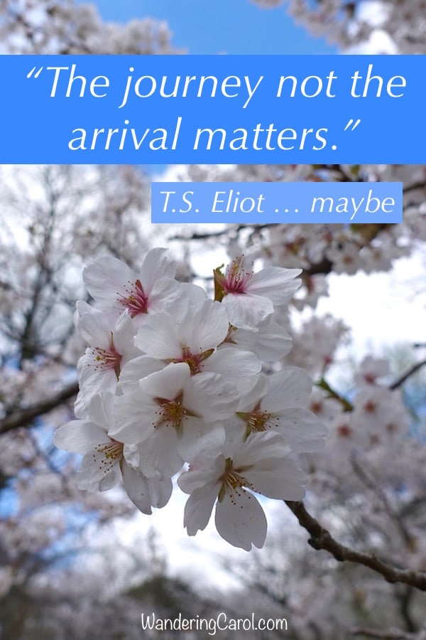 What are the best travel quotes? This quote about travelling by T.S. Eliot is famous, but who really said it?