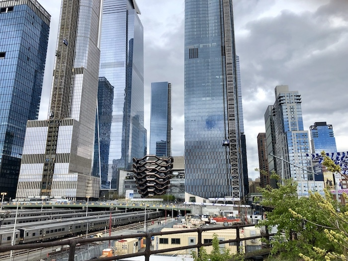 Exploring Chelsea and Hudson Yards NY