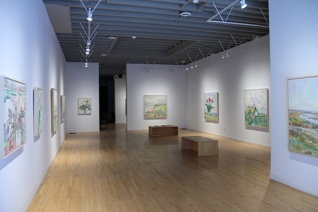Dorothy Knowles paintings Gibson Gallery
