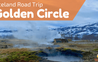 Iceland road trip to the Golden Circle