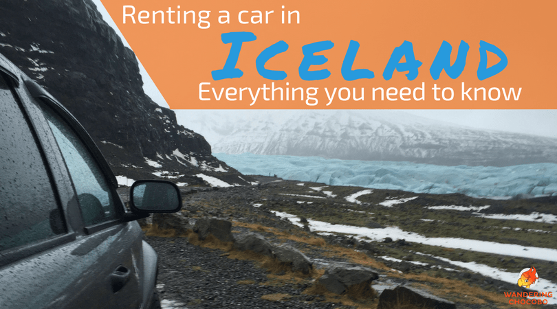 Renting and Driving a Car in Iceland. Everything you need to know for a successful road trip in Iceland