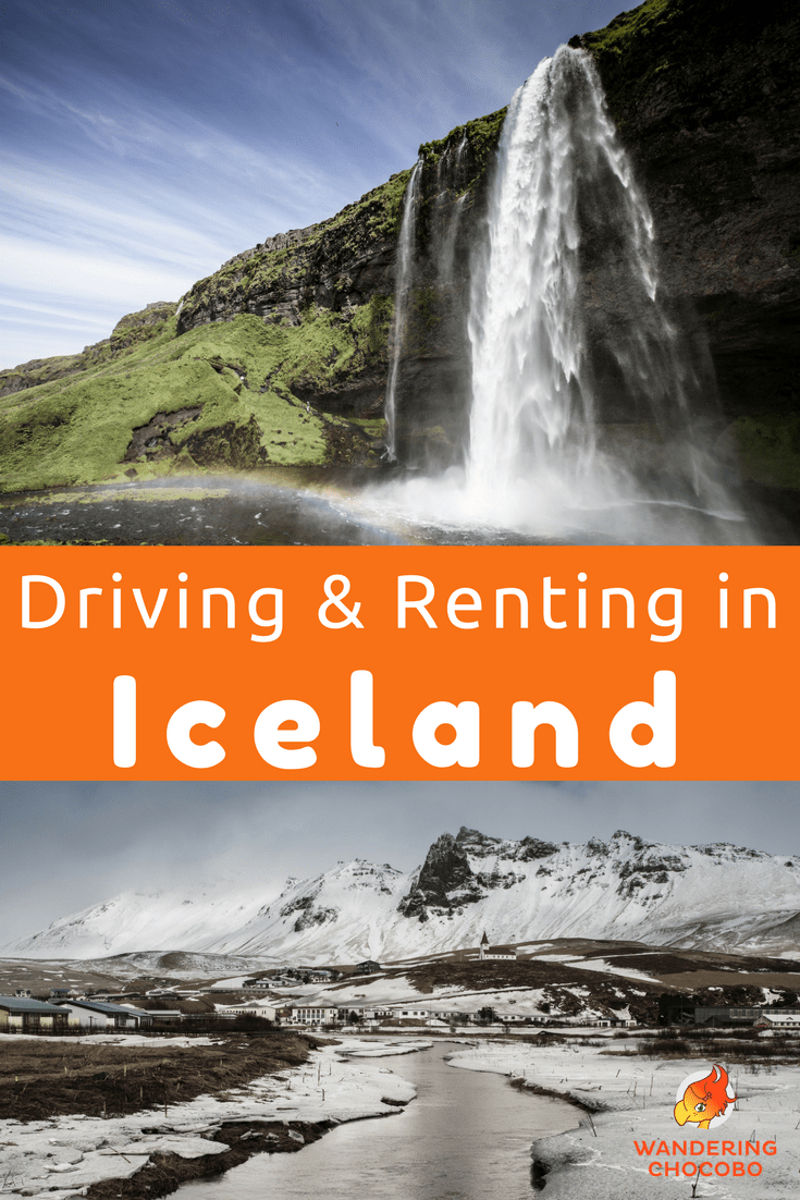 Renting and driving a car in Iceland. Everything you need to know to plan a safe fun road trip in Iceland